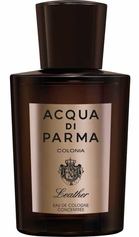 Colonia Leather eau de Cologne Concentree