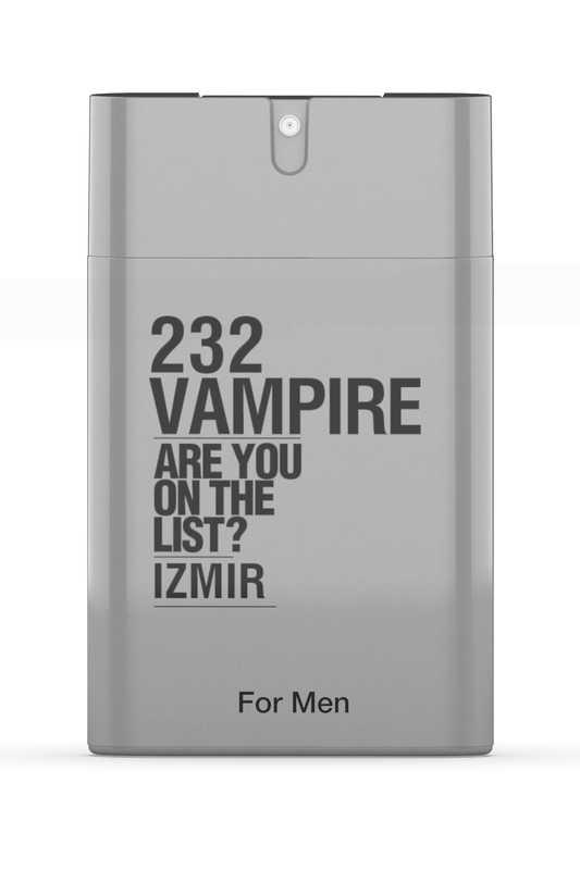 232 Vampire 45ml Cep Parfümü