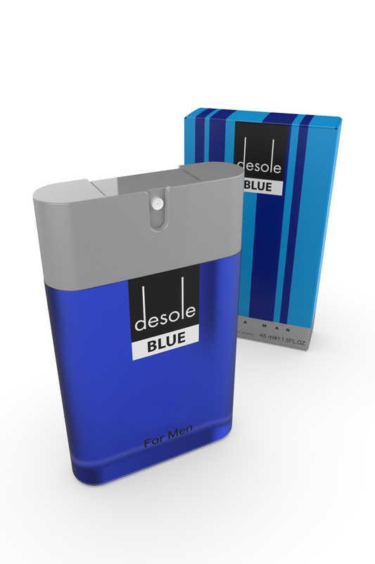 CTRL Desole Blue 45ml Cep Parfümü