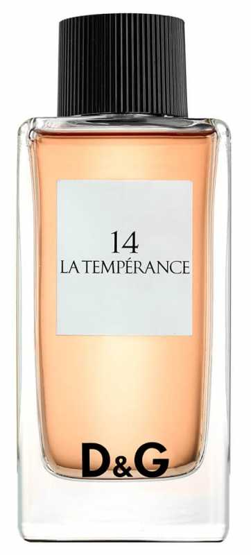 14 La Temperance