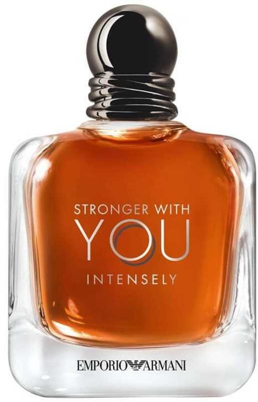 Stronger With You Intensely
