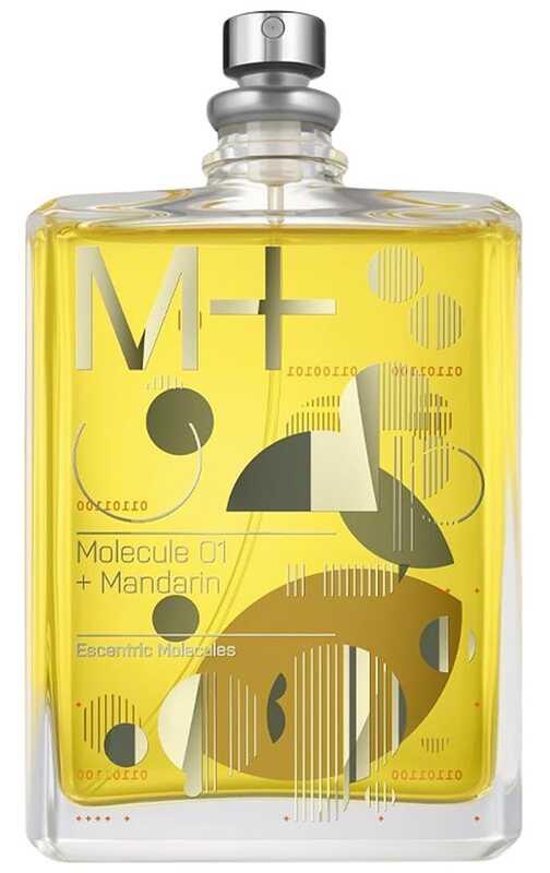 Molecule 01 + Mandarin