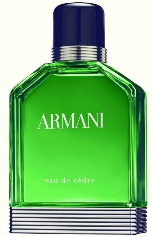 Armani Eau Cedre