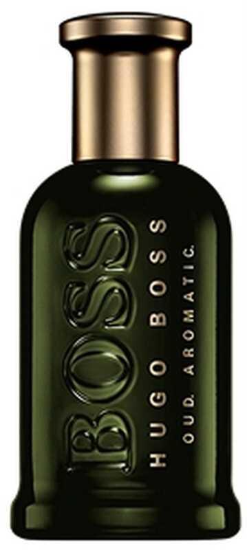 Boss Bottled Oud Aromatic