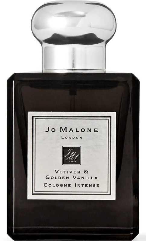 Vetiver & Golden Vanilla Cologne Intense