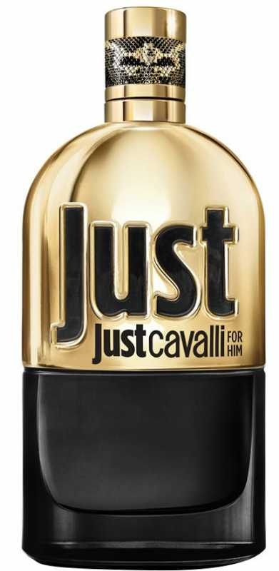 Just Cavalli Gold for Him