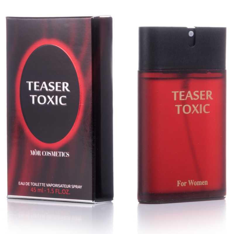 TEASER TOXIC Edt 45 ml Kadın Parfümü