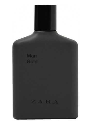 Zara Man Gold